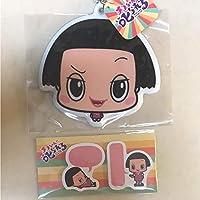 NHK番組 チコちゃんに叱られる チコちゃん パスケース 付箋 セット 非売品