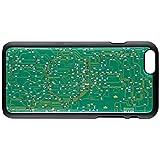 モエコ・moeco FLASH 東京回路線図 iPhone 6 / 6s ケース 緑 FLASH TOKYO iPhone6 CASE G