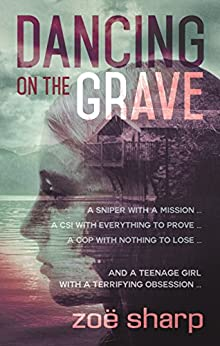 DANCING ON THE GRAVE: a standalone crime thriller by [Sharp, Zoe]