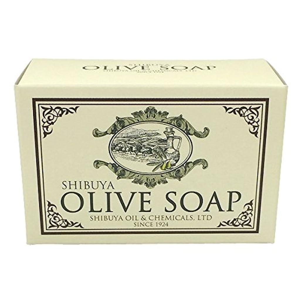 すごいむさぼり食うミリメートルSHIBUYA OLIVE SOAP (100G)