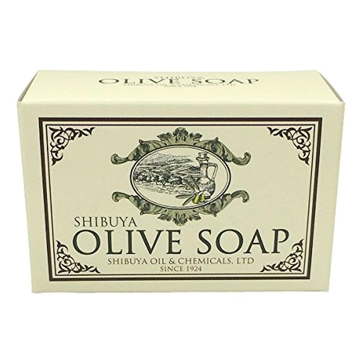 ショッピングセンターおばあさんサイクルSHIBUYA OLIVE SOAP (100G)