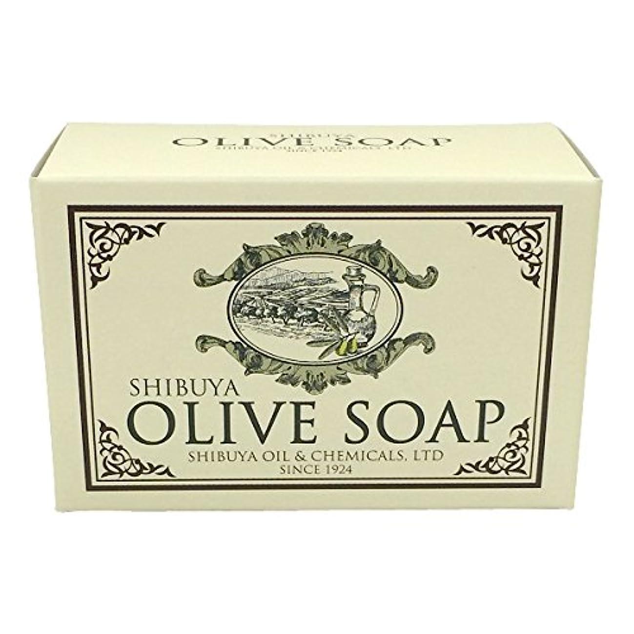 ジョリー引き算優越SHIBUYA OLIVE SOAP (100G)