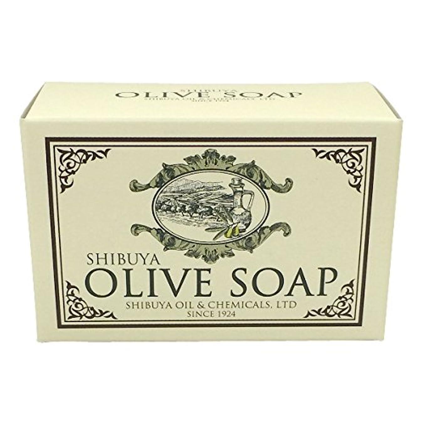 血予算死傷者SHIBUYA OLIVE SOAP (100G)
