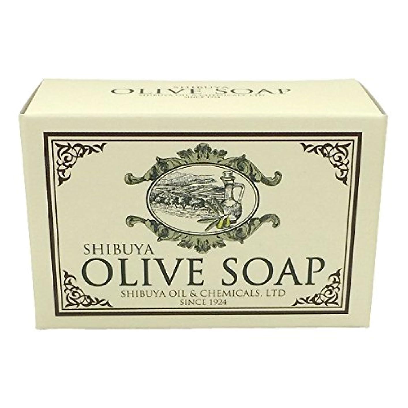 一元化する財布無数のSHIBUYA OLIVE SOAP (100G)
