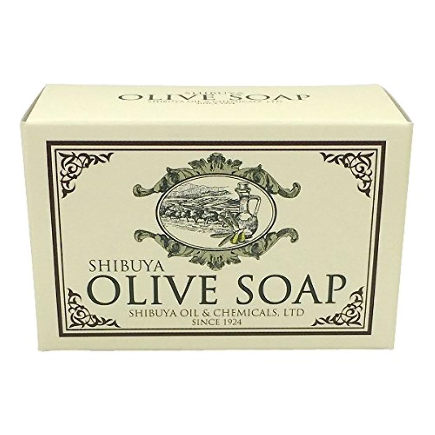 迷惑作りますピラミッドSHIBUYA OLIVE SOAP (100G)