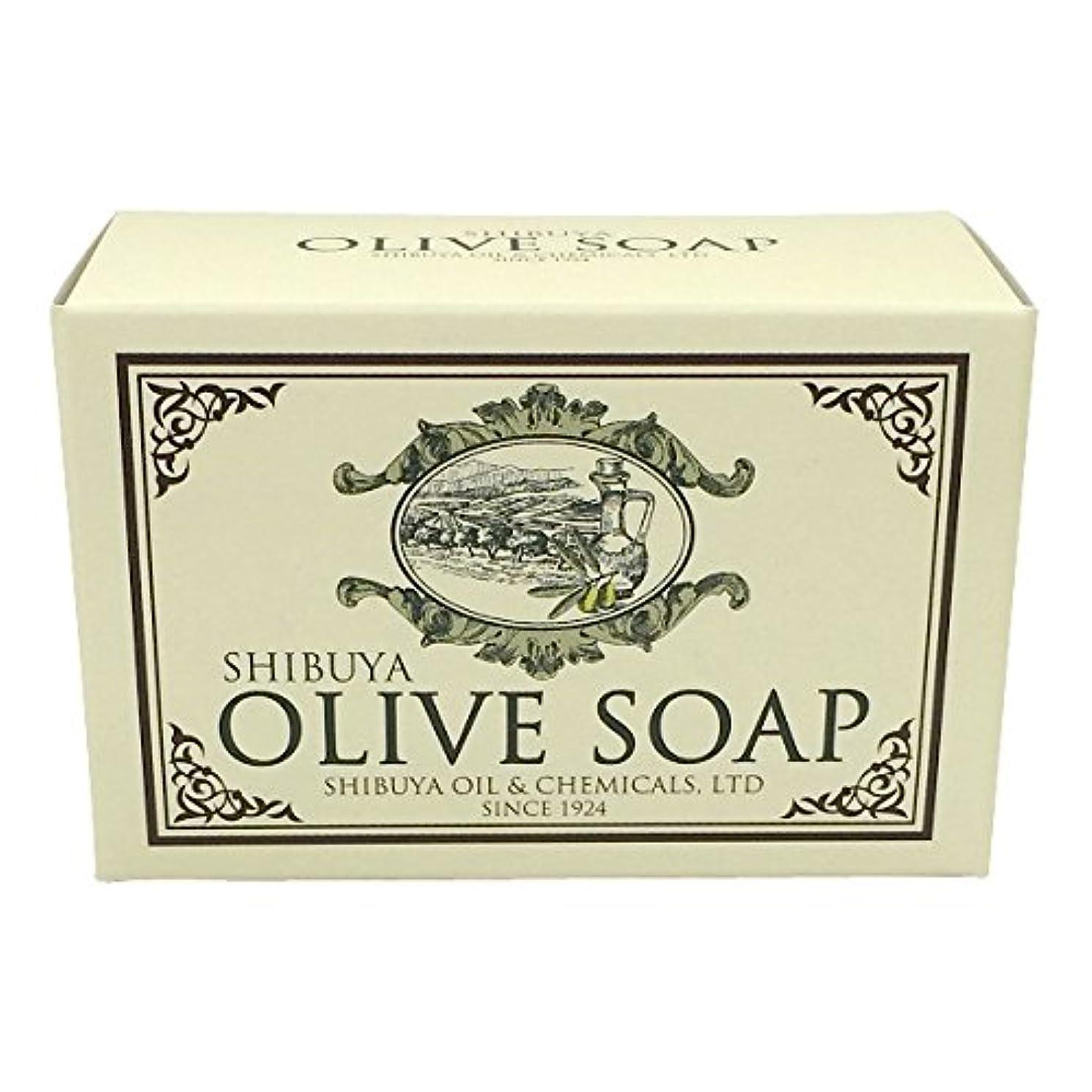 満了ファンド絶対にSHIBUYA OLIVE SOAP (100G)