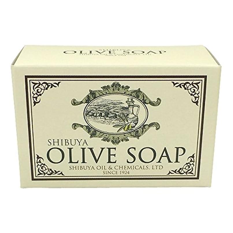 枕環境に優しい富SHIBUYA OLIVE SOAP (100G)