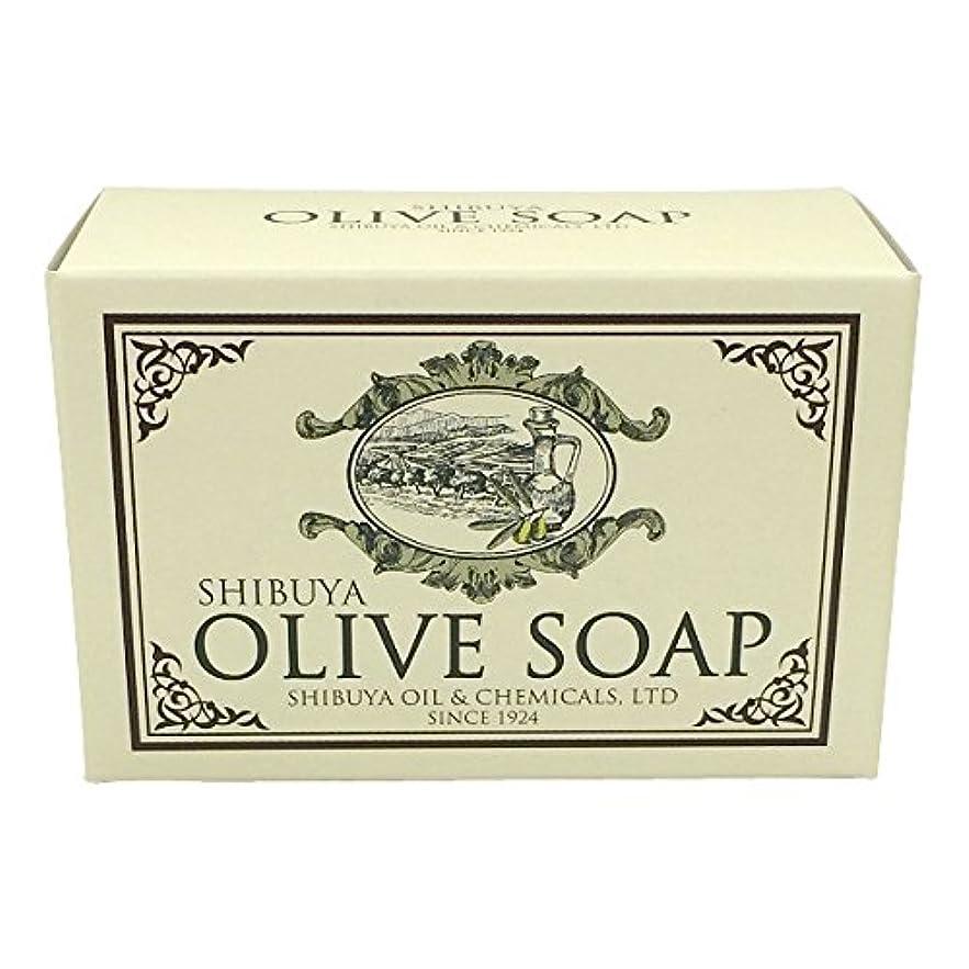 バスカートリッジ財団SHIBUYA OLIVE SOAP (100G)