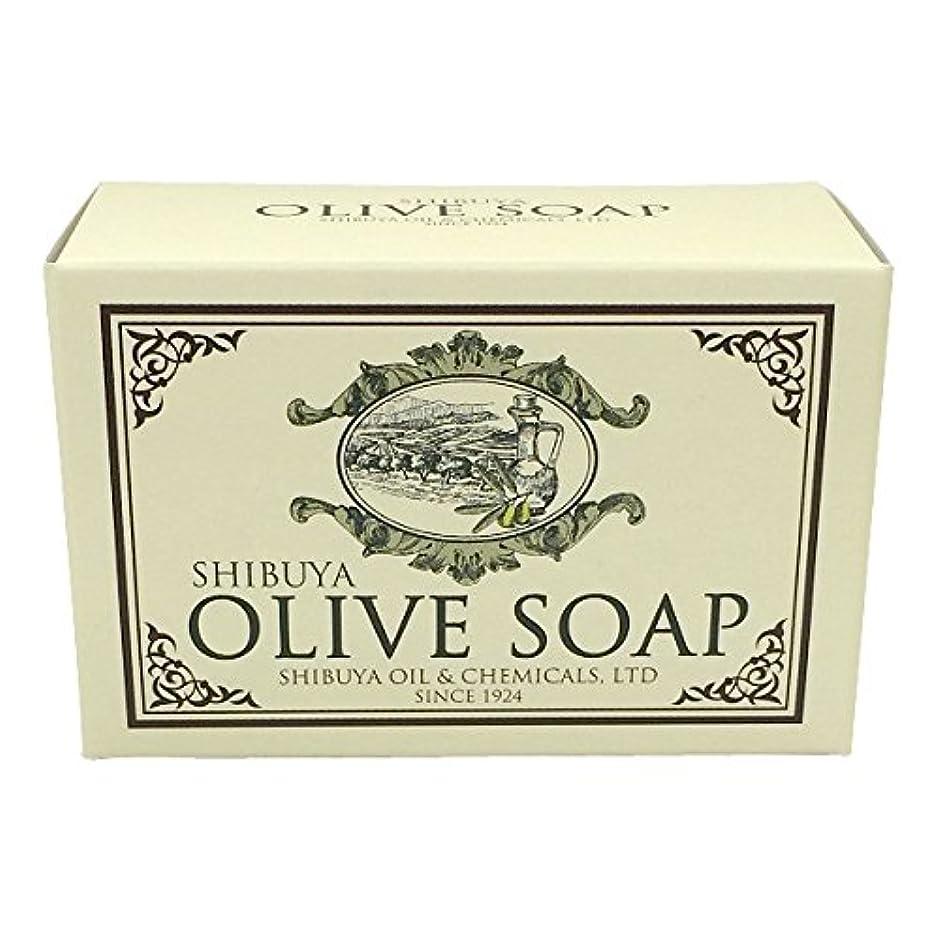 ゴネリルボイド紳士気取りの、きざなSHIBUYA OLIVE SOAP (100G)