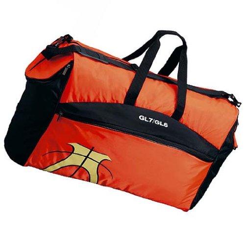 molten(モルテン) バスケットボール用ボールバッグ 6個入れ JB60G