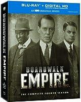Boardwalk Empire: Complete Fourth Season [Blu-ray] [Import]