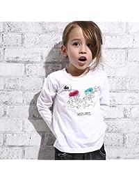 ワスク(WASK) 【カタログ掲載】エルナイルパロディプリントTシャツ(140cm~160cm)