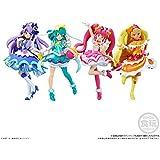スター☆トゥインクルプリキュア キューティーフィギュア [全4種セット(フルコンプ)] ※専用箱のセット品ではありません