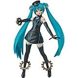 Sega Project Diva Arcade Future Tone Hatsune Miku Super Premium Action Figure Selfish Plant Manager 9.4