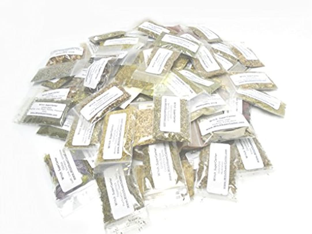 75 Magickal Incense Herbs Spell kit-ウィッカ、Witchcraft、Hoodoo by魔女Supercenter