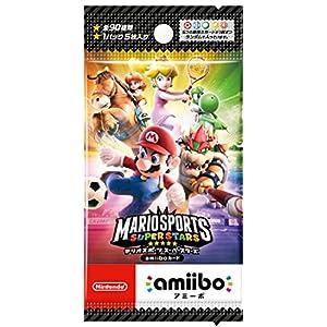 『マリオスポーツ スーパースターズ』amiiboカード (1BOX 20パック入り)