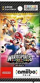 『マリオスポーツ スーパースターズ』amiiboカード (10パックセット) [Amazon.co.jp限定]オリジナルマイクロファイバー(コースターサイズ) 同梱