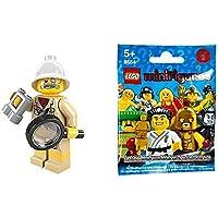 レゴ (LEGO) ミニフィギュア シリーズ2 探検家 Explorer (Minifigure Series2) 8684-7
