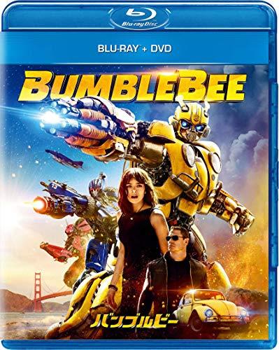 【Amazon.co.jp限定】バンブルビー ブルーレイ+DVD(オリジナルクリアファイル3種&組み立てキャラクターシート3種セット付き) [Blu-ray]