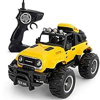 オフロードカー車両クローラーおもちゃリモートコントロールカーラスターラジオ1:14大型Rcモンスターレーシングトラック充電式パワフルサウンド