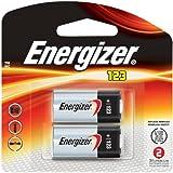 高度なフォトcr123リチウム電池小売パック–2- Pack ( el123apb2) -