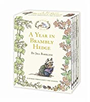 A Year in Brambly Hedge. by Jill Barklem