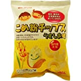 太田油脂 MS こめ粉チップス うすしお味 30g ×24セット