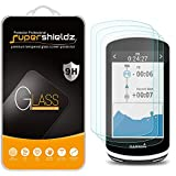(3 Pack) Supershieldz for Garmin Edge 1030 Tempered Glass Screen Protector, Anti Scratch, Bubble Free