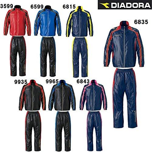 ディアドラ ウィンドアップスーツ(上下セット) サッカー FW3154 (A)