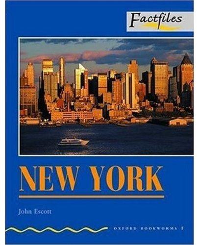 New York (Oxford Bookworms Factfiles)の詳細を見る