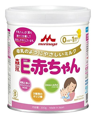 森永E赤ちゃん 大缶 800g
