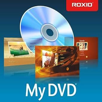 Roxio MyDVD   ダウンロード版
