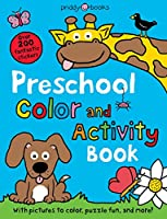 Preschool Color and Activity Book (Color and Activity Books)