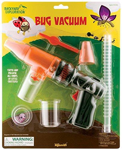 虫採集バキューム 昆虫採集セット 虫取り器 ( Toysmith Bug V...