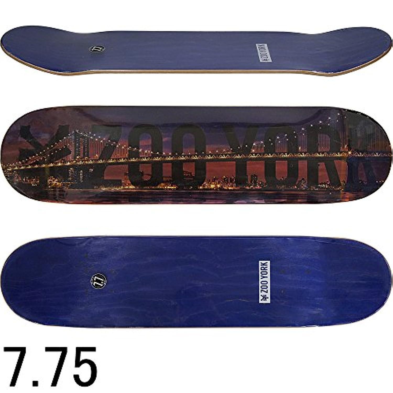 ZOO YORK ズーヨーク Reflection5 7.75inch (スケボー スケートボード デッキ)