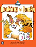 Looking for Lucky Genre Beginner stage Comics Book 2 (LITERACY LAND)