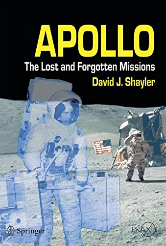 Download Apollo: The Lost and Forgotten Missions (Springer Praxis Books) 1852335750