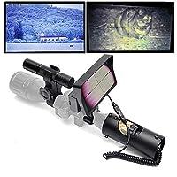 HDカメラとポータブルディスプレイ画面とライフル狩猟のためのDIYデジタルナイトビジョンスコープ