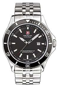 [スイスミリタリー]SWISS MILITARY 腕時計 FLAGSHIP ML-318 メンズ 【正規輸入品】