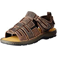 Wild Rhino Men's Dubbo Shoes, Dark Tan