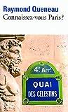 Connaissez Vous Paris ? (Folio)