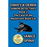 Davey & Derek Junior Detectives Series Book 2: The Case of the Mysterious Black Cat (English Edition)