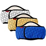 Male Dog Belly Band Wraps Washable Diapers for Small and Medium Dogs(3 Pack) by Mkono