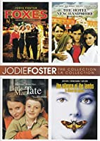 Foxes/The Hotel New Hampshire/Little Man Tate/The Silence of the Lambs [Jodie Foster - The Collection]【DVD】 [並行輸入品]
