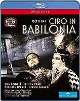 Rossini: Ciro in Babilonia [Blu-ray] [Import]