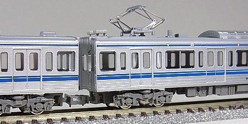 Nゲージ 4293 西武6000系 (副都心線対応)増結用中間車4両セットB (動力無し)
