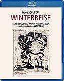 シューベルト:歌曲集「冬の旅」[Blu-ray/ブルーレイ]