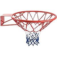 赤、白、青ナイロンBasketball Net byクラウンスポーツ用品