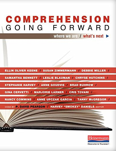 Download Comprehension Going Forward: Where We Are / What's Next 0325041636