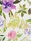 Pocket Notes: Be Lovely Floral - Notizblock im praktischen Taschenformat: Sei wunderbar gebluemt: Un